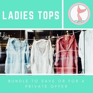 Tops - Ladies Tops